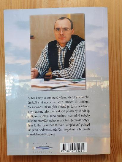 Zpověď tajemníka ve službách Václava Havla Miloš Rýc - Knihy
