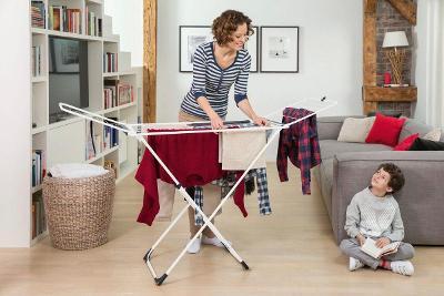 Sušák na prádlo Vileda (84453602) _I303 - použité