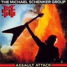 MICHAEL SCHENKER GROUP  Assault attack LP