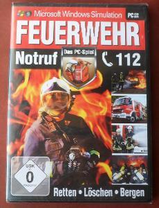 Feuerwehr Notruf 112 PC hra hasiči