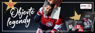 Kaufland nálepky - Hokejové legendy