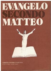 Gianfranco Nolli - Evangelium podle Matouše latinský řecký komentář