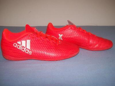 Sportovní obuv dětská ADIDAS X - č.33