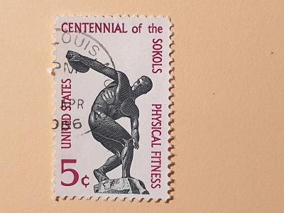 Známky - USA - na doplnění