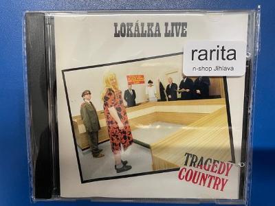 LOKÁLKA LIVE  - TRAGEDY COUNTRY