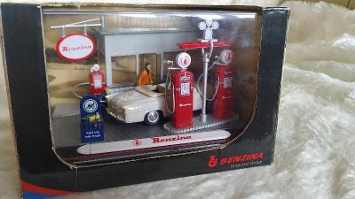 Abrex Diorama Benzina