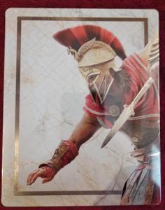 Assassin's Creed Odyssey - jen steelbook