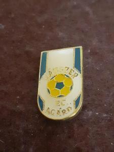 Odznak FC AGÁRD - fotbalový klub Maďarsko
