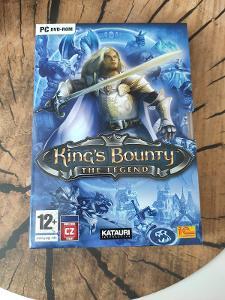 Kings Bounty The Legend, PC hra