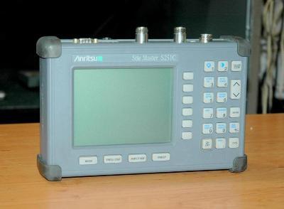 Anritsu S251C, anténní a kabelový analyzátor, 625 - 2500MHz