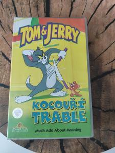 Tom a Jerry: Kocouří trable , VHS