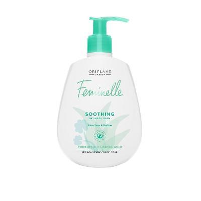 Zklidňující mycí gel pro intimní hygienu Feminelle Oriflame