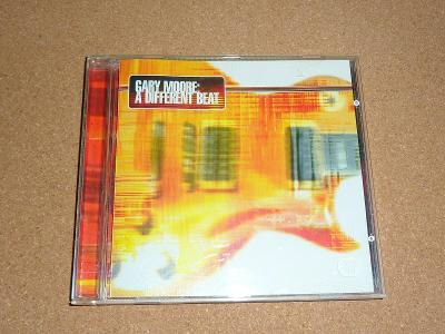 CD - GARY MOORE: A DIFFERENT BEAT - 1999 ------------- H-501