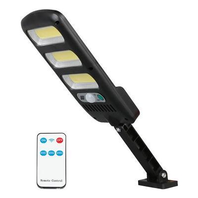 Solární lampa s čidlem pohybu a soumraku LTC LXLL117 + ovládání