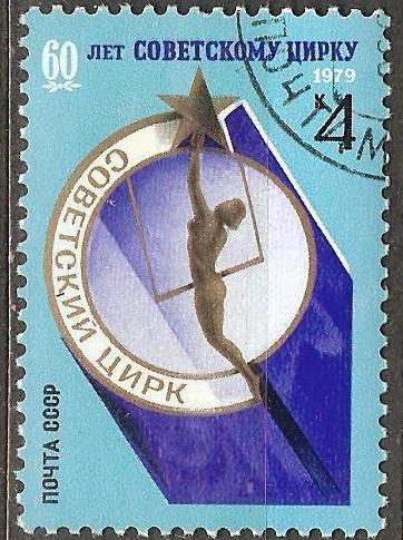 Sport CCCP 1979 akrobatika