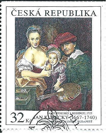 Umělecká díla na zn. 2012, raž. zn. smytá s raz. FDC, NL k.č. . 749.