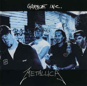 METALLICA -Garage Inc. - 2CD  -  1998