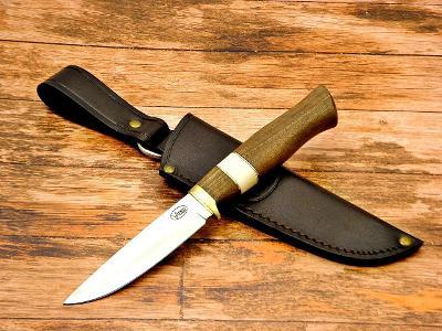 175/ Znackovy nůž Varms IGLA 2. OCEL M390 62 HRC