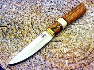 179/ Znackovy nůž Varms IGLA 3. OCEL M390 62 HRC