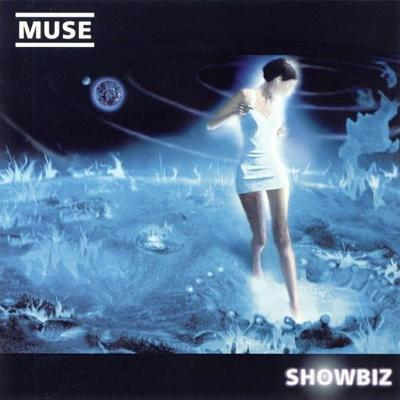 CD - MUSE - Showbiz