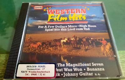 CD- Western Filmhits- Feat Morricone, Europa, Switzerland, rare