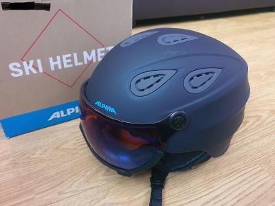 Lyžařská helma Alpina Sports GRAP VISOR 2.0 HM