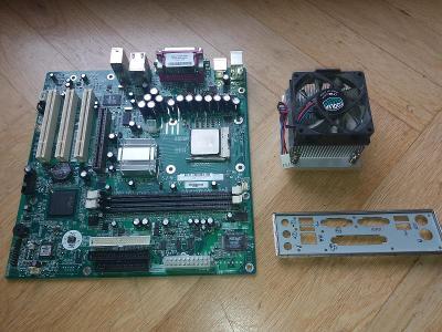 Základní deska HP 335187-001 soc. 478 s CPU Intel Celeron 2.4Ghz FAN