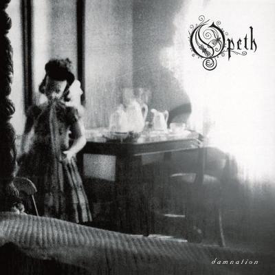 CD - OPETH - Damnation