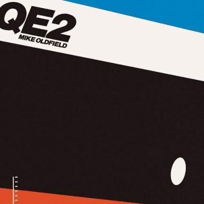 LP vinyl Mike Oldfield QE2