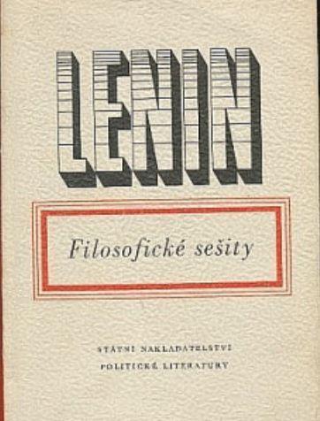 Lenin Vladimír Iljič: Filosofické sešity