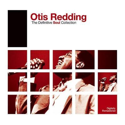 2CD OTIS REDDING-THE DEFINITIVE SOUL COLLECTION CD ALBUM 2006.