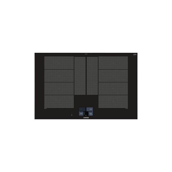 Indukční varná deska Siemens EX875KYW1E černá - Velké elektrospotřebiče