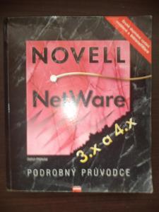 Novell NetWare - 3.x a 4.X - Oldřich Přichystal - Podrobný průvodce