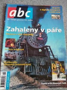 časopis ABC  č. 19  rok 2003, ročník 48