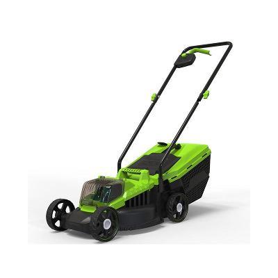 Akumulátorová sekačka na trávu na baterie 4000mAh 2 baterie KD5421