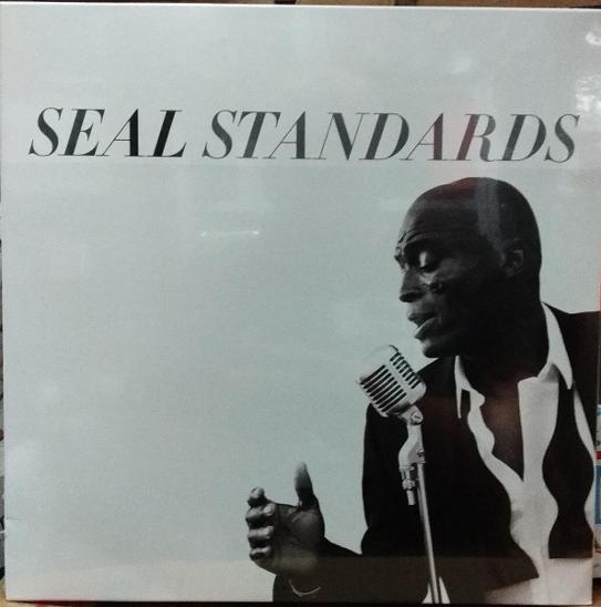 LP vinyl Seal Standards - Hudba