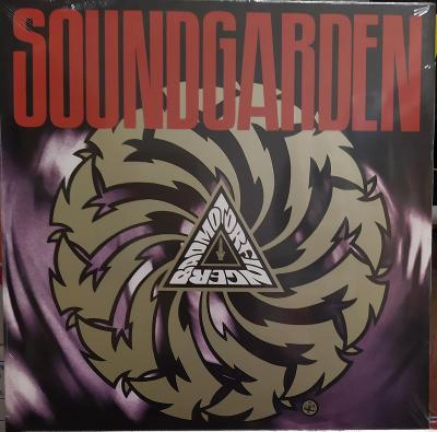 LP vinyl Soundgarden Badmotorfinger