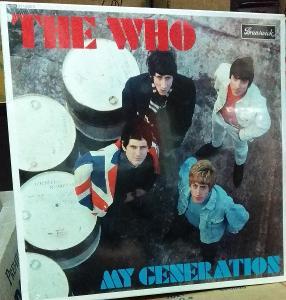 LP vinyl Who My Generation