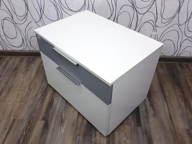 Noční stolek, kontejner se šuplíky (22354B) - Nábytek
