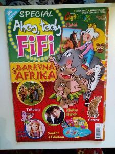 Časopis, Ahoj, tady Fifi, č. 7