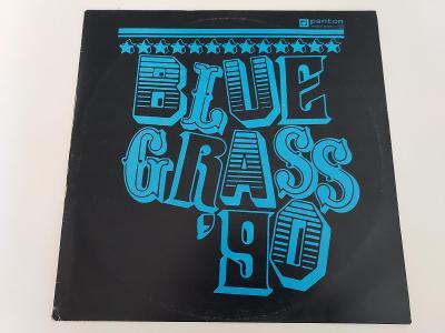 Bluegrass '90 -top stav- ČSR 1991 LP