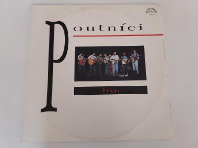 Poutníci (Robert Křesťan) - Live -top stav- ČSR 1991 2LP