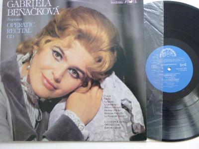 GABRIELA BEŇAČKOVÁ Soprano OPERATIC RECITAL 2 Phil Orch Gregor Puccini