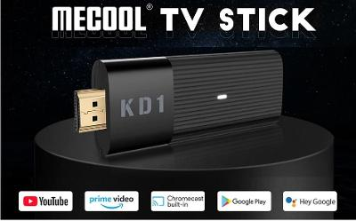 Mecool KD1 Android 10 TV 4K 2/16Gb - HBO GO