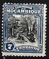 COMPANHIA DE MOCAMBIQUE Mi.146 Nr.17881 - Filatelie