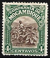 COMPANHIA DE MOCAMBIQUE Mi.142 Nr.17882