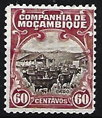 COMPANHIA DE MOCAMBIQUE Mi.148 Nr.17883