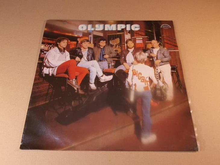 Olympic BIGBÍT 1986 LP  - Hudba
