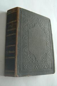 P. A. STAUDE - VIER JAHRESZEITEN - 1886