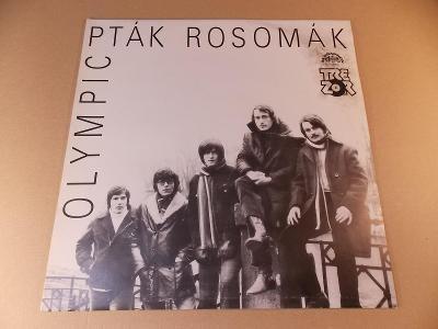 OLYMPIC - PTÁK ROSOMÁK 1990 LP Trezor deska Top